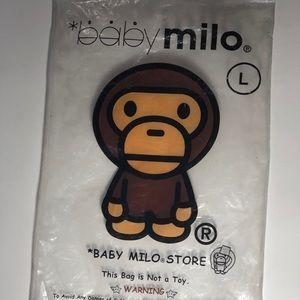 Ape style baby milo Bag bath Ape clear
